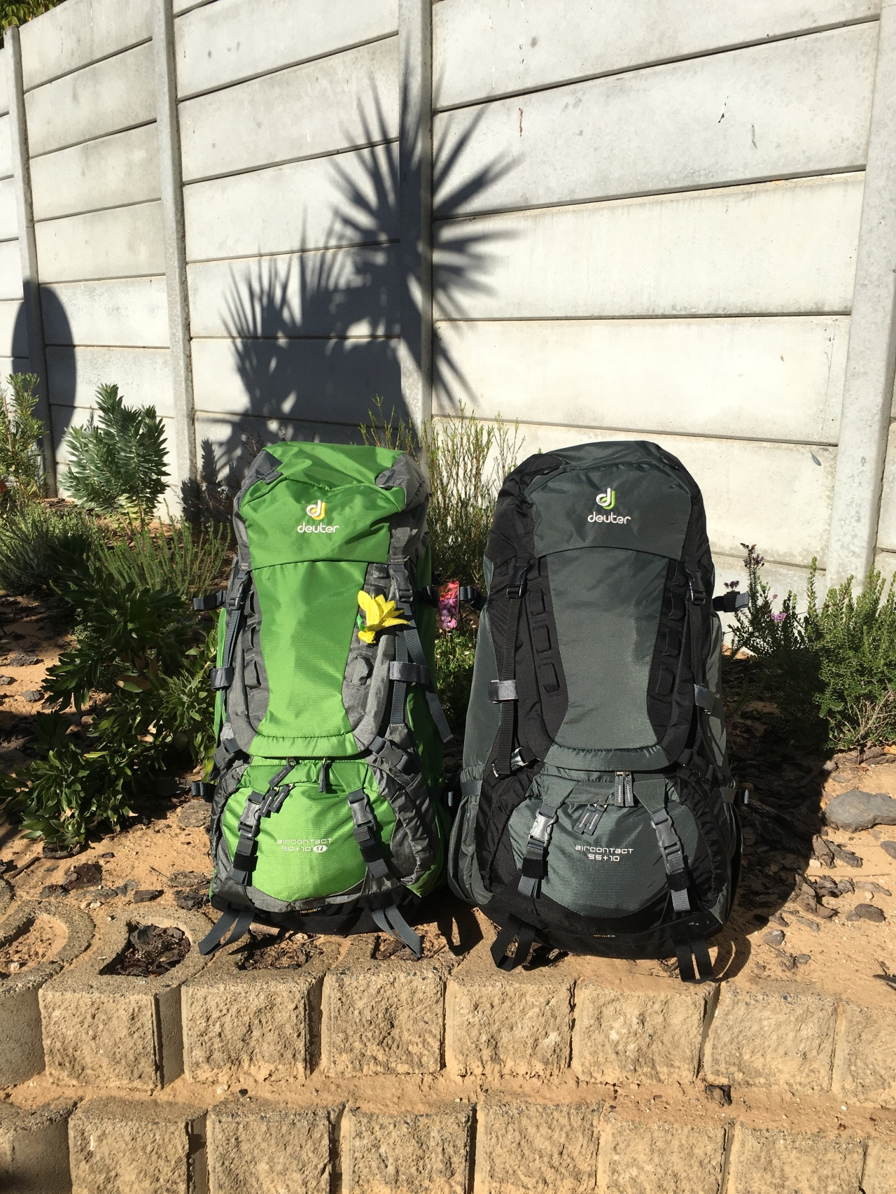 PACKING LIST – CAMINO FRANCES2017