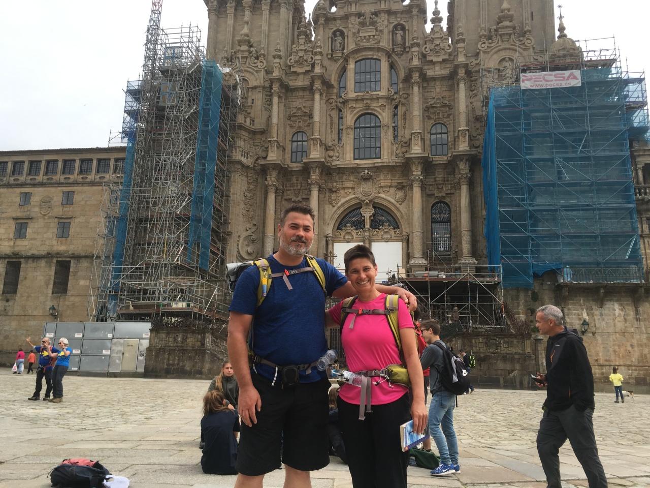 CAMINO PORTUGUESE – DAY 26 (Finalday!)