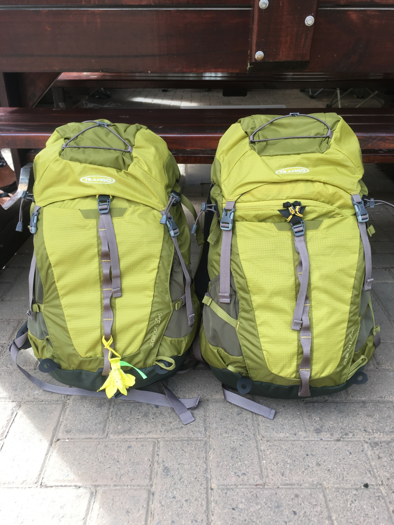 CAMINO PORTUGUESE – PACKING LIST (2018)