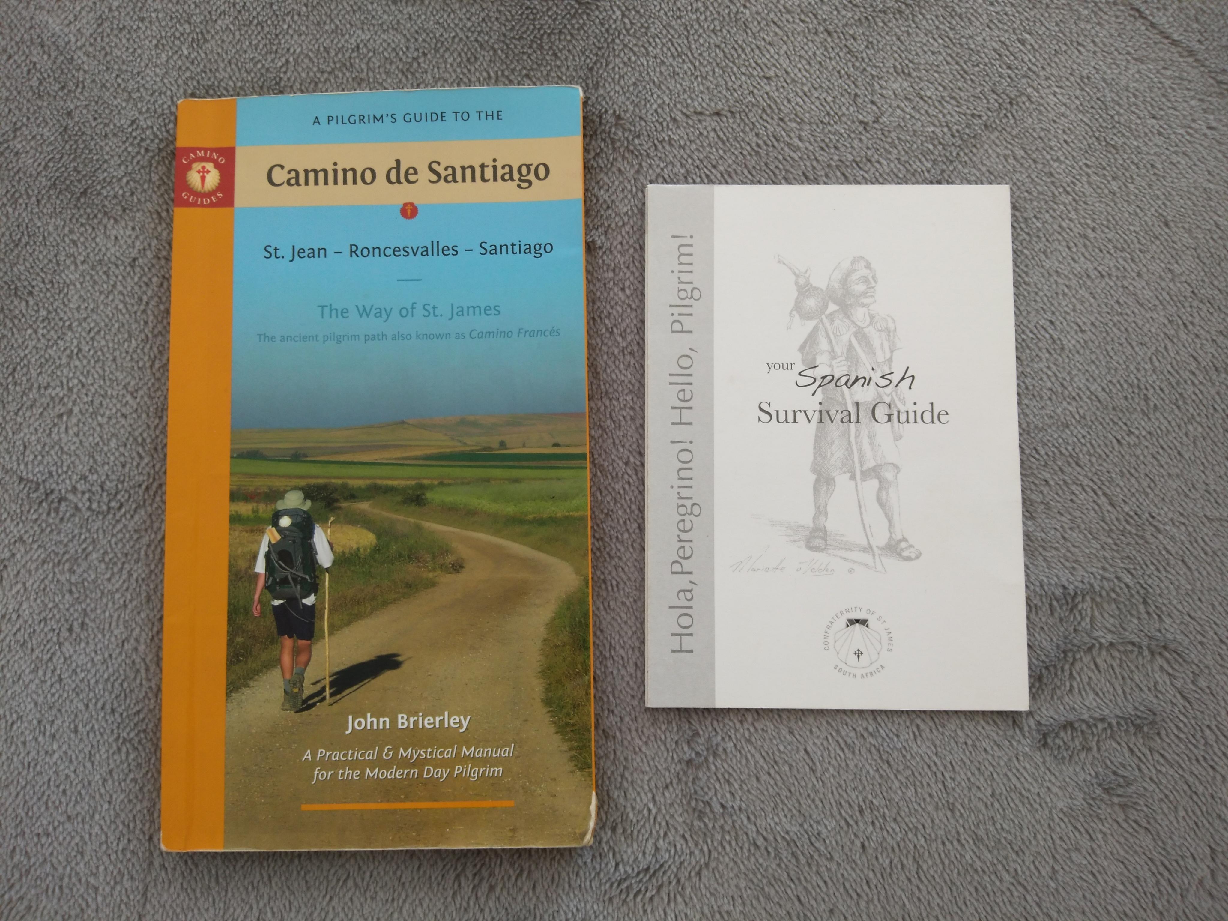 Camino Frances Guidebook