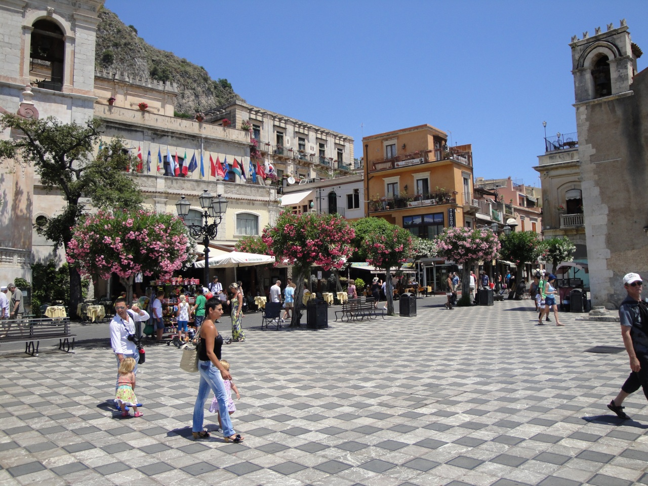 ONE DAY IN SICILY(ITALY)