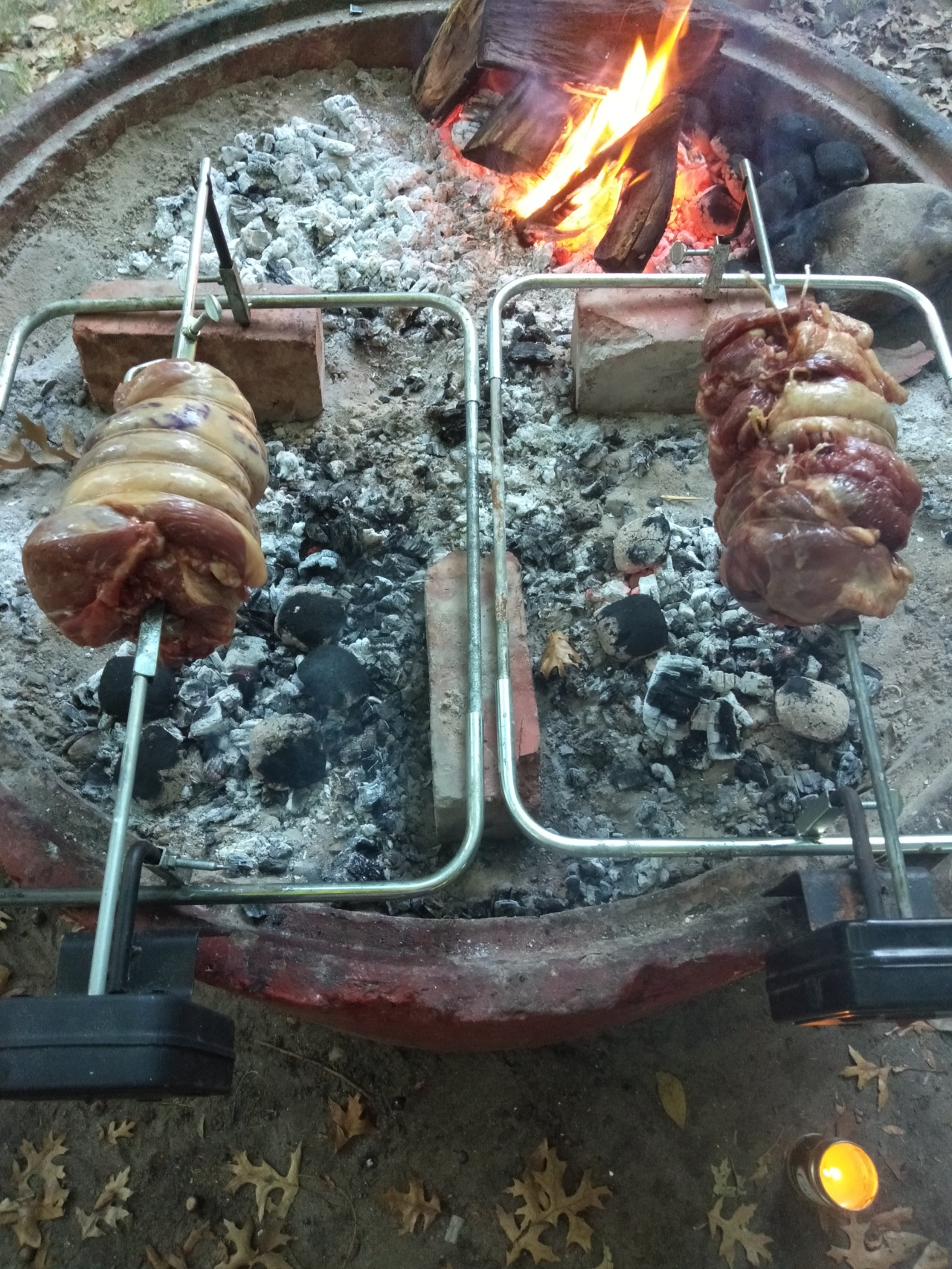 # 'BRAAI' WEEKEND Nr 4 (while camping at Slanghoek Mountain Resort)